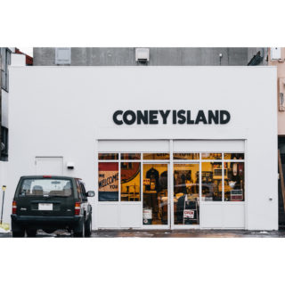 CONEY ISLAND / CONEY ISLAND ASAHIKAWA