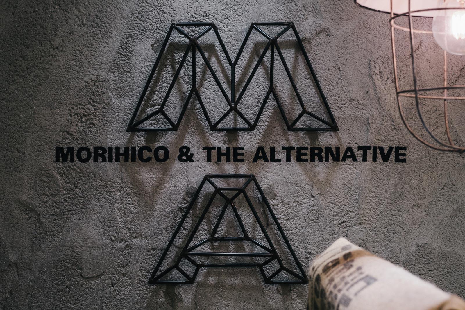 MORIHICO THE ALTERNATIVE