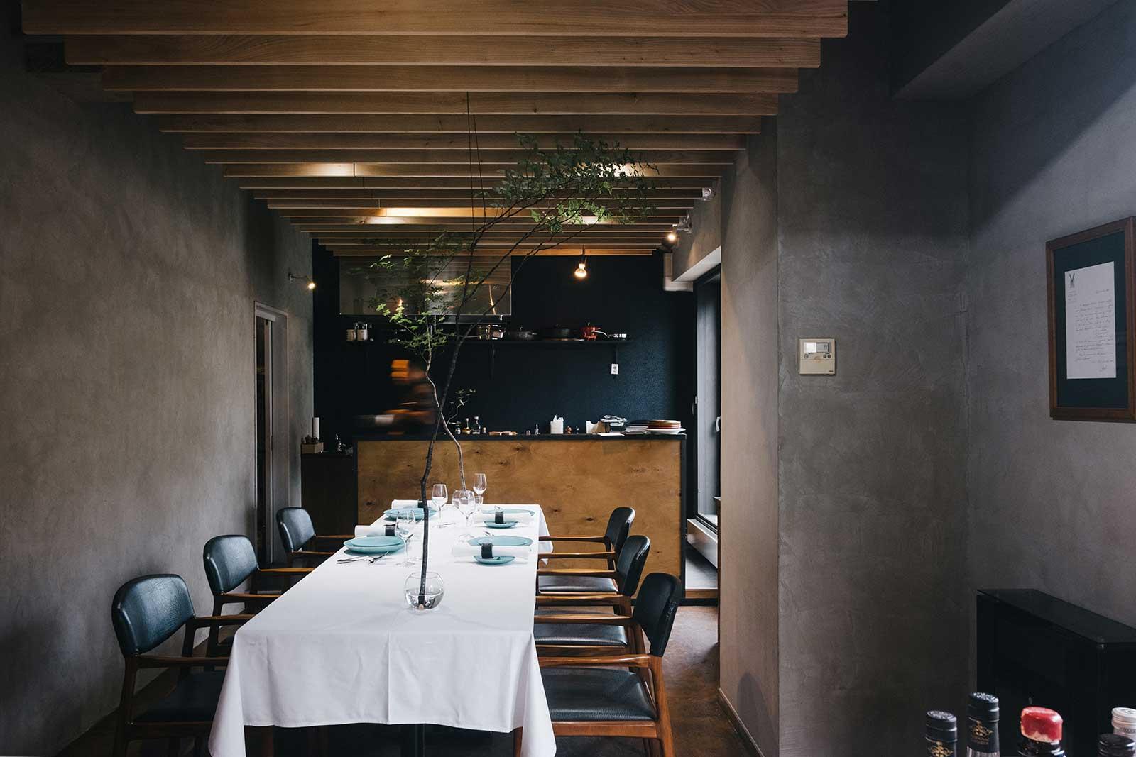 french restaurant banquet